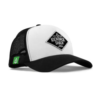 Ridge Black & White Hat